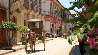 【World Heritage】Historic Town of Vigan | 世界遺産:フィリピン ビガン歴史地区