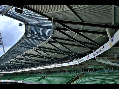 Places to see in ( Bremen - Germany ) Weser Stadion