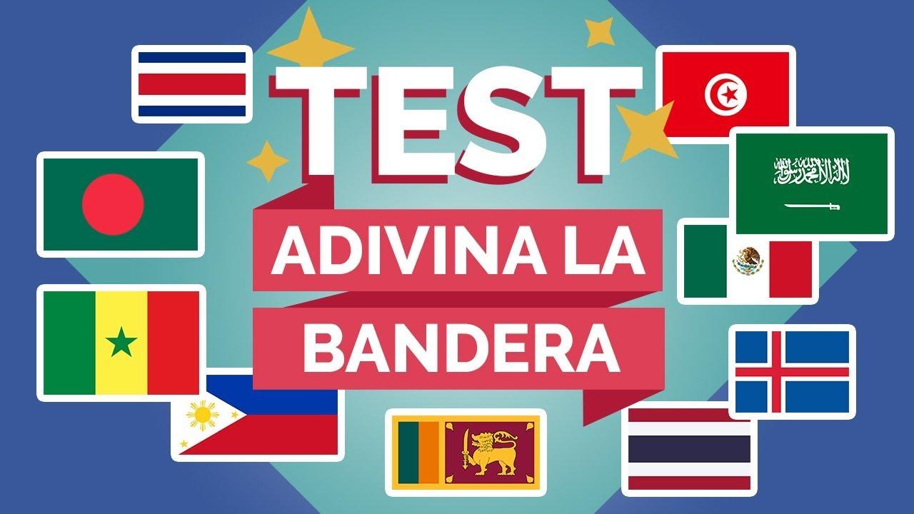 TEST | Adivina el país de estas 25 banderas