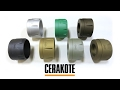 Mixing Cerakote Glacier Series