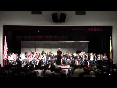 Granite Oaks Middle School Concert and Honor Band