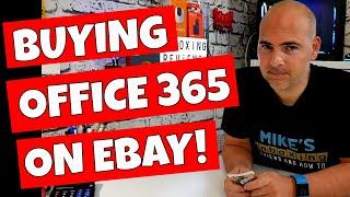 buy Microsoft Office 365 License Cheap On Ebay