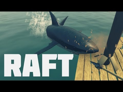 Raft - Sharks and Wreck