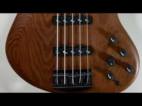 MTD USA Saratoga 5-String Bass Guitar