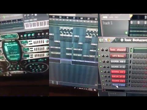 Chopsquad DJ Makes a Beat and Shows da Screen