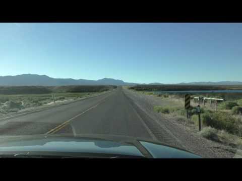 Great Basin highway US 50