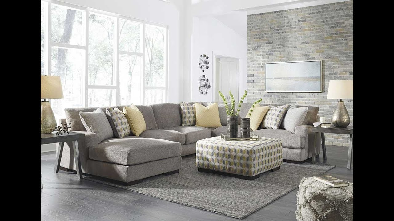 Doorbuster Deals - Fallsworth Sectional - YouTube