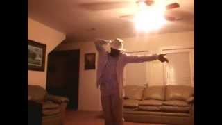 Michael Jackson - Dangerous routine with FURIOUS Improvisation by Jason Pleasant