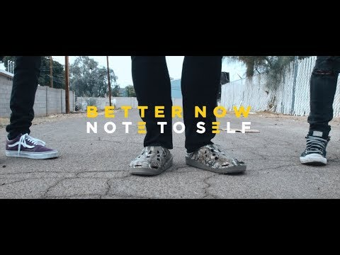 Post Malone - Better Now (Note to Self Cover)