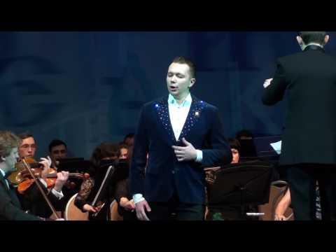 """Г.  Ф.  Гендель -  Ария Гуидо из оперы   """"Флавио"""" -  Василий Хорошев"""