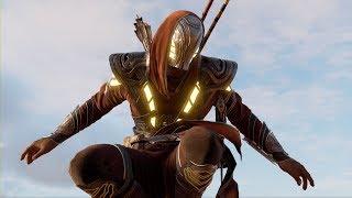 Assassin's Creed Origins - How To Get Secret Isu Armor - Isu Outfit Location & Showcase