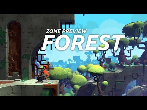 "Hob ""Forest"" Dev Walkthrough"