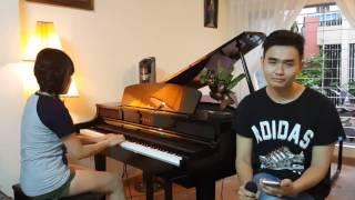 Anh không làm được đâu (Acoustic cover) - Victor Nguyen - Dien Nguyen