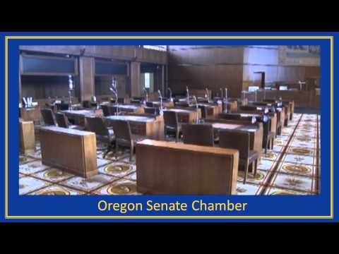 Senate Chamber Tour