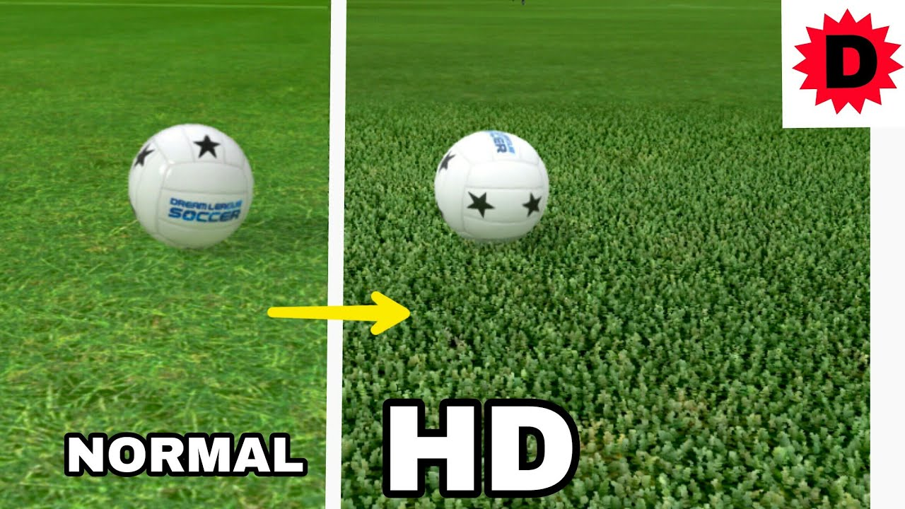 Pubg Hd No Root: How To Get HD Graphics In Dream League Soccer 2019 NO ROOT
