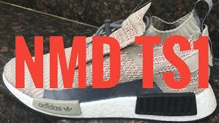 LEAK NMD TS1 Lacing System