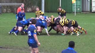Rugby 2019 Gooi   Castricum highlights