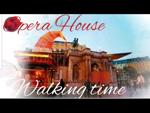Walking  in Vienna  Opera House to Stephanplatz #Vienna#Austria#walking#Albertina