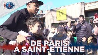 DANS LES PAS DES PARISIENS A SAINT-ETIENNE