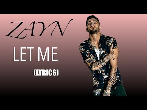Cover Lagu Let Me - ZAYN (Lyrics) STAFABAND