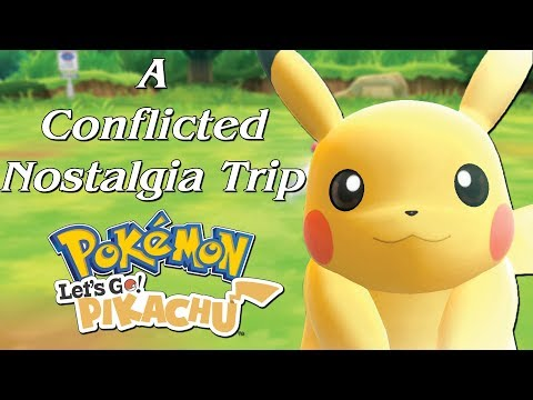 A Conflicted Nostalgia Trip through Pokemon Let's Go | Fox Bites