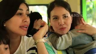MAMAKU HITS - Wow Mama Tya & Nisya Berani Naik Flying Fox, Kanaka Belom Boleh Yaa ? (15/4/18) Part 2
