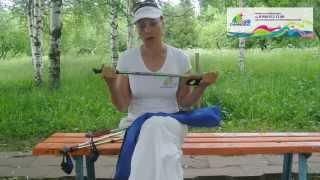 как выбирать палки для скандинавской ходьбы