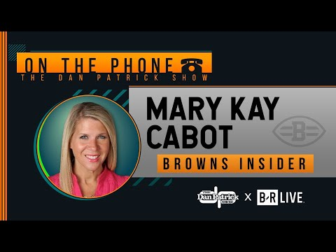 Mary Kay Cabot Talks Browns' Head Coach Search, OBJ & More w Dan Patrick | Full Interview | 1/8/20