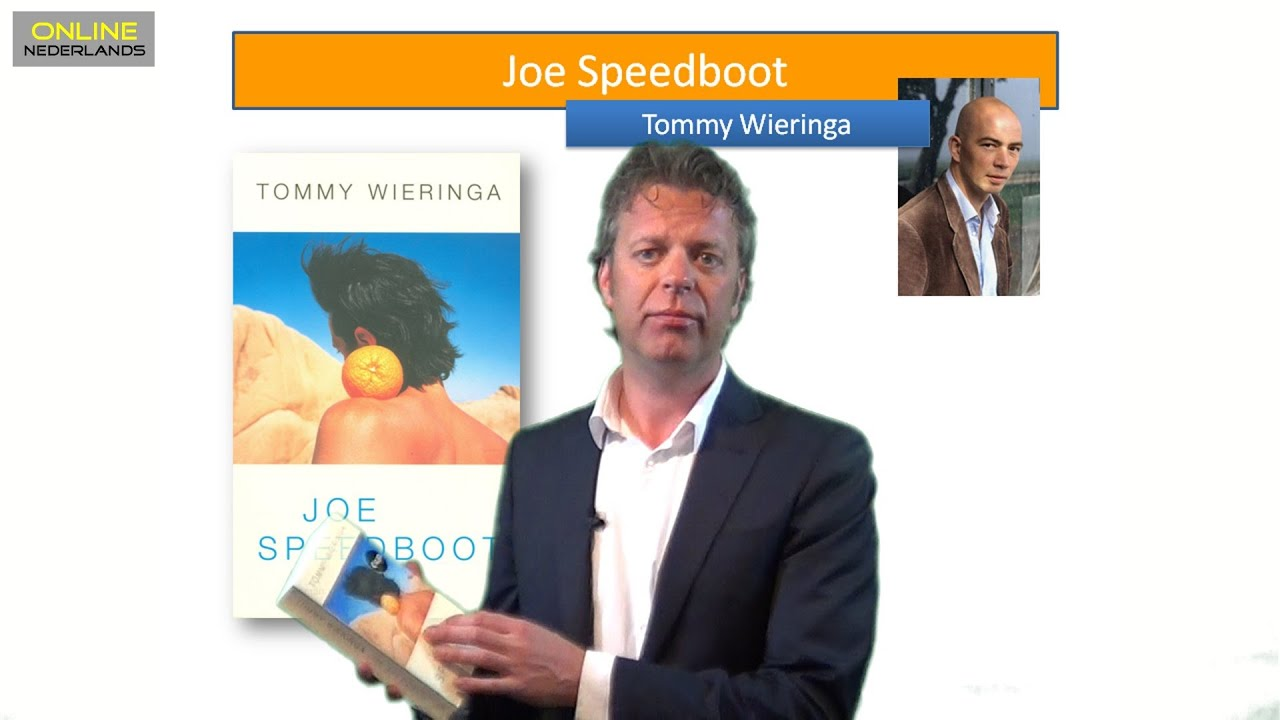 Citaten Joe Speedboot : Boekbespreking joe speedboot van tommy wieringa youtube