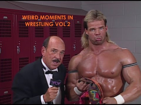 Weird Moments in Wrestling Vol2