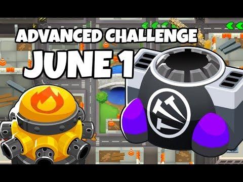BTD6 Advanced Challenge - Factory - June 1 2019