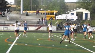 Bargar Goal Hereford vs Stephen Decatur (Girls