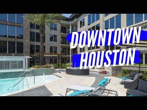 Apartments for Rent: Alexan Downtown - 1414 Texas Ave, Houston, TX 77002