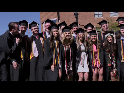 Fisher College of Business – Commencement 2017