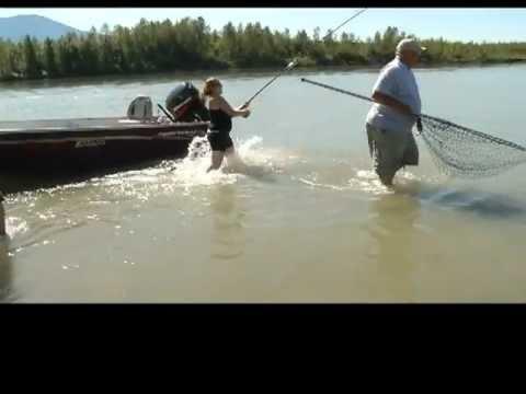 Go Fish BC: Bar Fishing For Chinook Salmon