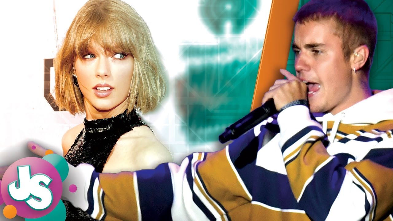 Justin Bieber and Taylor Swift Feud Over Selena Gomez ...
