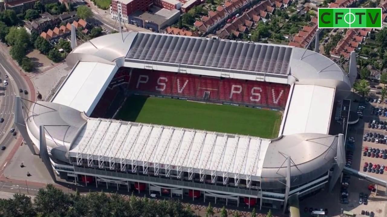 Philips Stadion Psv Eindhoven Youtube