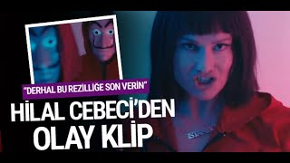Hilal Cebeci'nin Çav Bella klibi olay oldu! 2017 Video