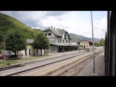 Bohinj Railway: Scenic Train in Slovenia