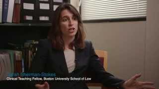"""What is Humanitarian Asylum Law?"" Sarah Sherman-Stokes BU Law"