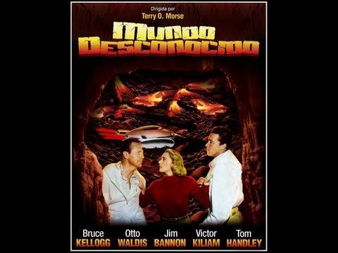 MUNDO DESCONOCIDO (UNKNOWN WORLD, 1951, Full movie, Spanish, Cinetel)