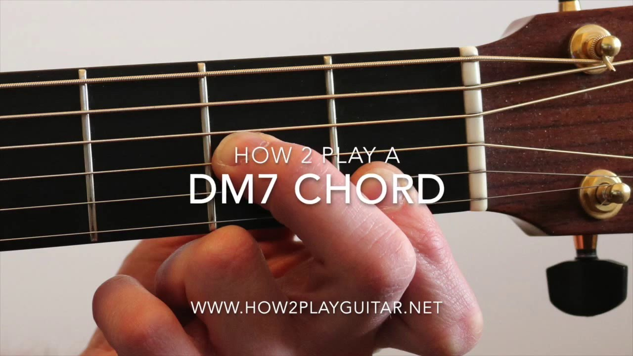 How to play a Dm15 Chord on guitar