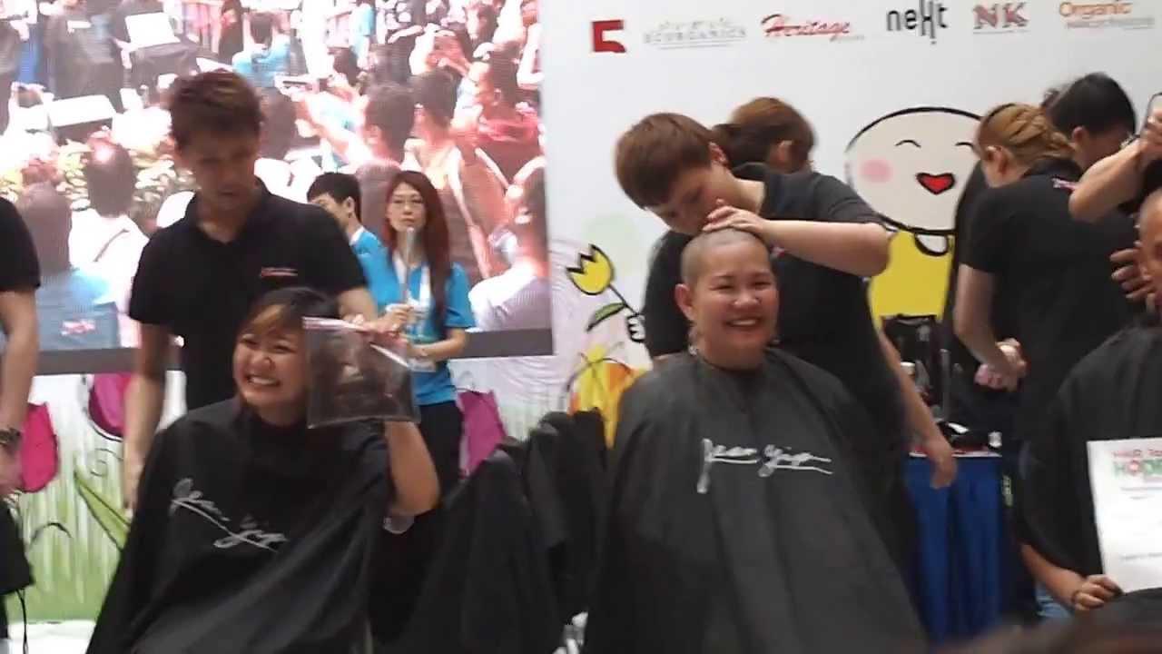hair for hope 2 youtube