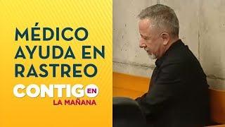 Médico confeso colabora en búsqueda de su hermano - Contigo en La Mañana
