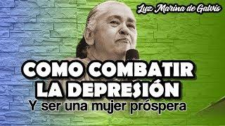 WIE MAN GEGEN DIE DEPRESSION - LICHT-MARINE GALVIS