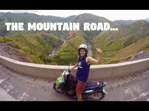 DRIVING THE GREATEST MOUNTAIN ROAD IN THE PHILIPPINES (Kalinga and BecomingFilipino)