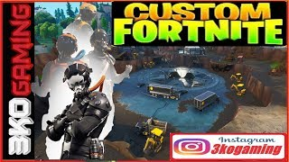 Fortnite Kustomi with You-FREE GAME FOR ALL-CAME PILOTS!!! Me Liky:)