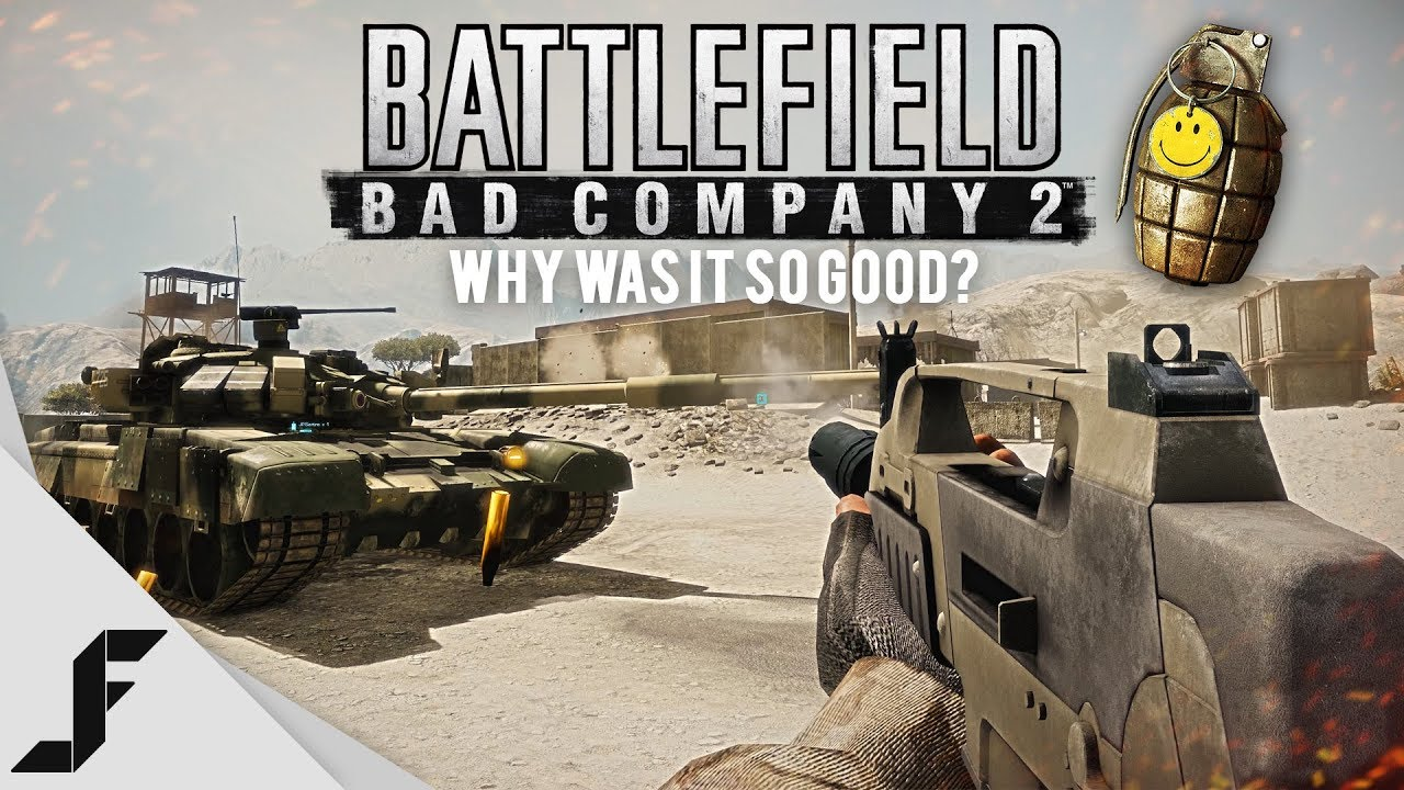 Battlefield Bad Company 2 Why Was It So Good Youtube