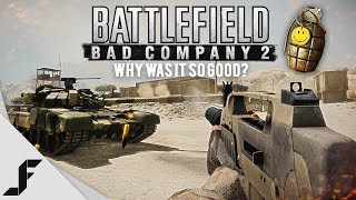 Battlefield Bad Company 2 - Why was it so good?
