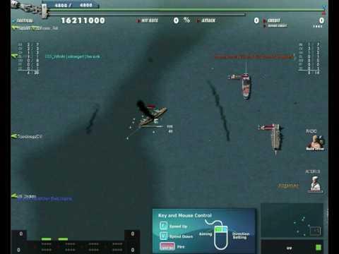 CS fleet vs Reichsmarine, 17.6.2010, 1. bitka 3/3